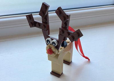 brick-rudolph-the-red-nosed-reindeer-photo