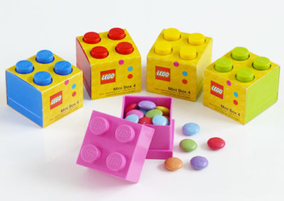 Lego Mini Box 4 (Snack Box!)