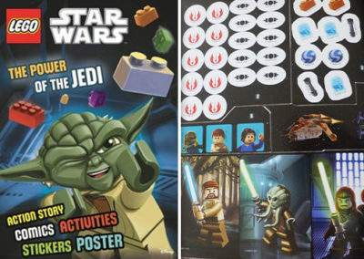 Lego Star Wars Activity Book (with stickers) – The Power of the Jedi
