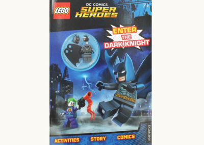 Lego DC Comics Super Hero – Batman Mini Figure Activity Book