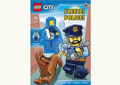 Lego City Activity Book Freeze Police