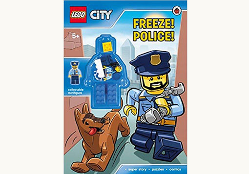 Lego City Activity Book Police Freeze