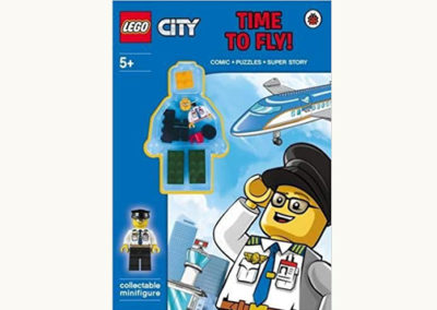 Lego City Activity Book Time to Fly