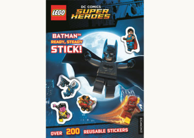 Lego DC Comics Super Heroes – Batman Ready Steady Stick