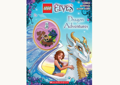 Lego Elves:  Dragon Adventure (Lego Activity Book)