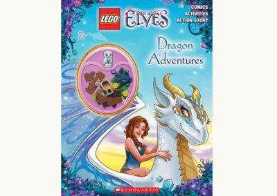 Lego Elves:  Dragon Adventure (Lego Activity Book)