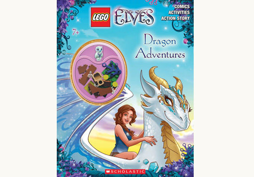 Lego Elves Dragon Adventures Front Cover