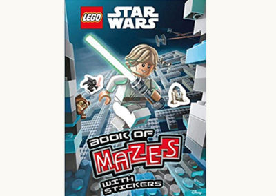 Lego Star Wars – Book of Mazes