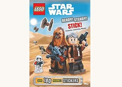 Lego Star Wars – Cosmic Activity Book