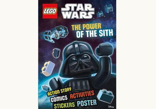 Front cover of Lego Star Wars The Power of the Sith