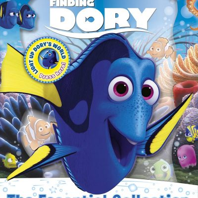 Finding Dory Collection book cover