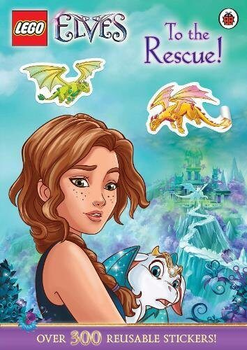 Lego Elves-To the Rescue! Sticker Book
