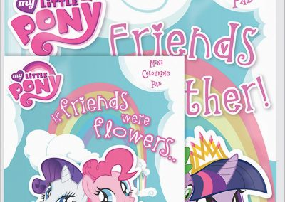 My Little Pony Colouring Play Pack and Sticker Book