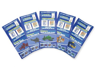 Finding Dory – Downloadable Instruction Sheets