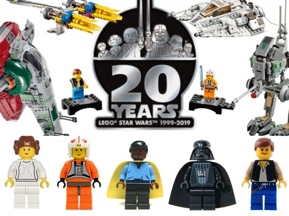 Happy Anniversary Lego Star Wars